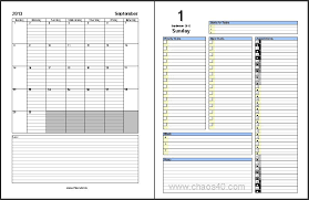 free daily calendar 2015 free download september 2013 daily planner pages chaos40 com