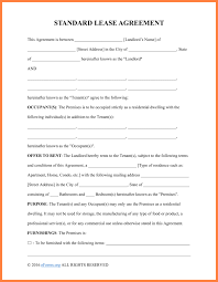 6 rent lease agreement form invoice example 2017 related for 6 rent lease agreement form
