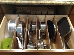 Kitchen Pan Storage Where Do You Keep You Pots Pans