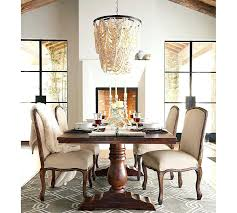 black and wood chandelier wood bead chandelier pottery barn kichler lighting barrington 3 light distressed black