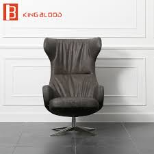 Leather Chair Designer Us 300 0 Aliexpress Com Buy Industrial Living Room Furniture Designer Office Pu Leather Upholstered Armchair From Reliable Living Room Sofas