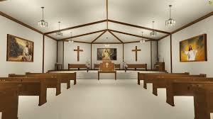 Church Interior Design Sp Fivem Church Interior Gta5 Mods Com