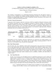 A Basis Of Presentation Collateralized Financing Transactions Asc