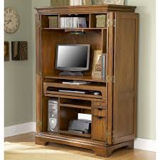 project organized home office armoire. Riverside Seville Square Computer Armoire Home Office Project Organized
