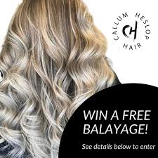 To celebrate the launch of my new... - Callum Heslop Hair   Facebook