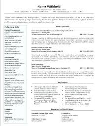 Actual Resume Examples Financial Advisor Resume Financial Advisor ...