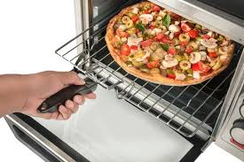 A candle warmer will do the trick. How To Bake Or Heat A Pizza In A Convection Toaster Oven Continental