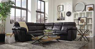 michigan best leather sectional