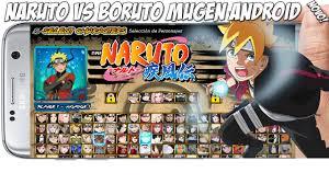 PC|Mobile) NARUTO VS BORUTO ULTIMATE NINJA STORM GENESIS MUGEN (Update  11.2019) by LonelyManHG
