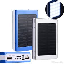 Solar Charging Light 2019 30000 Mah Solar Charger And Battery 30000mah Solar Panel Dual Uab Charging Ports Portable Power Bank With Led Light For All Cell Phone From
