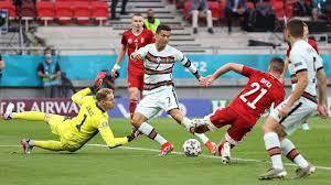ผลบอลยูโร : โรนัลโด ซัด 2 ตุง โปรตุเกส รัวท้ายเกม ถล่ม ฮังการี ประเดิมยูโร