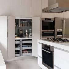 midsized modern kitchen designs minimalist ceramic floor photo in p33 designs