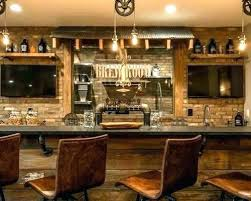 rustic basement bar ideas. Rustic Bars For Basements Basement Bar Ideas Best On