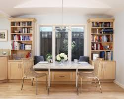 dining room home office. Homeschool Room Home Office Eclectic With Built Ins Dining