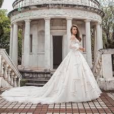 Latest Wedding Gown Designs Guangzhou Wedding Dress Manufacturer Latest Bridal Gowns Long Sleeve Champagne Wedding Dress Gown Buy Latest Wedding Gown Designs Bridal Wedding