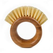 Full Circle <b>The Ring Vegetable Brush</b> | Nourished Life Australia