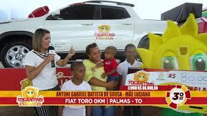 Ganhadores do Tocantins de Prêmios