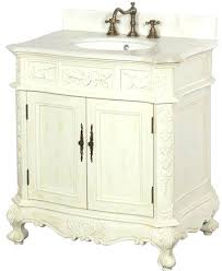 birch bathroom vanities. Birch Bathroom Vanity Antique Solid White Wood Cabinet Frame And Legs Two Front Doors Open To A Storage Compartment Vanities