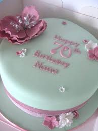 93 70th Birthday Cake Ideas For Mom Birthday Cake Ideas Mum Mom