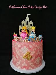 Princess Cake Cake By Catherine Chee Cake Design Cakesdecor