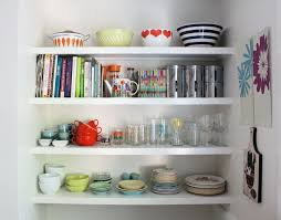 Kitchen Shelf Kitchens With Open Shelving Pictures And Advice