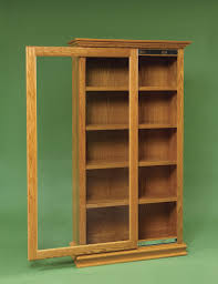 furniture glass door bookcase decorating ideas kropyok home varnished wood bookcases frame clear sliding large panel