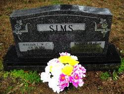 "William J ""W.J."" Sims (1930-2006) - Find A Grave Memorial"