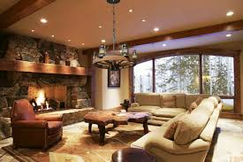 Interesting Home Design Living Room Country Decor U In Decorating