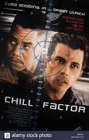 CHILL FACTOR, U.S. poster, from left: Cuba Gooding Jr., Skeet Ulrich Stock  Photo - Alamy