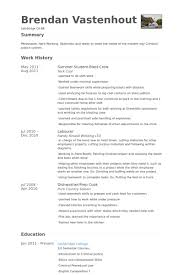 Format Of Resume In Canada Cool Resume Samples Canada For Students