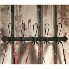 The Coat Rack Vintage Hooks Metal Coat Rack A Cottage in the City 86