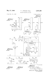 patent us3251356 radiant heating device google patents patent drawing