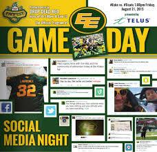 Game Day Programs Edmonton Eskimos