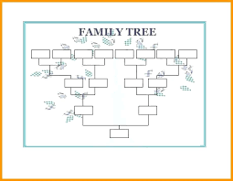 9 Generation Family Tree Template 3 Generation Family Tree With Siblings Step Steps To Creating A
