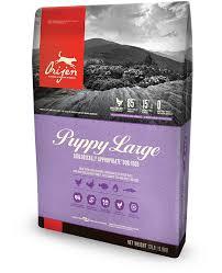 High Protein Large Breed Puppy Dog Food Orijen