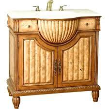 bathroom vanities ornate bath single vanity set