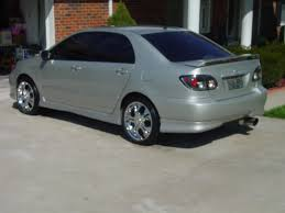 Post pics of your 9th Gen Corolla and 1st Gen Matrix! (Pics ONLY ...