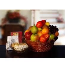 simply fruit basket