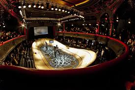 La Cigale Seating Chart With Numbers The Hall La Cigale