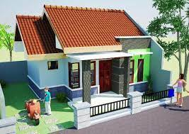 Model Rumah Sederhana Dari Grc   Wild Country Fine Arts
