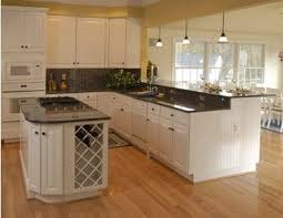 Small Picture Plain Black Kitchen Cabinets White Appliances Find This Pin And