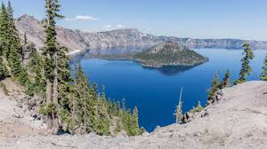 Wizard Lake Depth Chart 12 Deep Facts About Crater Lake National Park Mental Floss
