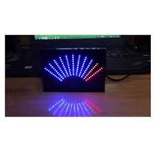 cnikesin diy sound spectrum yzer sector pointer led spectrum electronic diy led flash kit