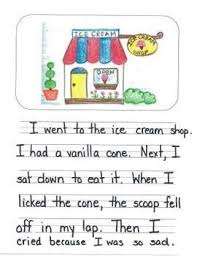 personal narrative mentor texts in first grade farm ice cream  first grade personal narrative mentor texts