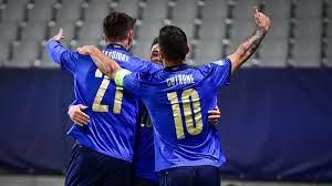Italia - Slovenia 4-0 - Calcio - Rai Sport