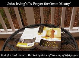 john irving a prayer for owen meany book review a prayer for owen meany by john irving