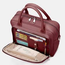 Designer Crossbody Bags Women Designer Travel Laptop Bag Solid Crossbody Bag