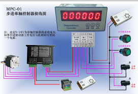 aliexpress com buy stepper motor controller mpc 01 single axis Mpc01 Wiring Diagram aliexpress com buy stepper motor controller mpc 01 single axis servo motor controller setting data of speed distance from reliable motor bushing suppliers whelen mpc01 controller wiring diagram