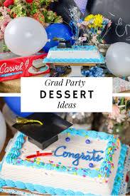Graduation Party Dessert Ideas And Recipes Suburban Simplicity