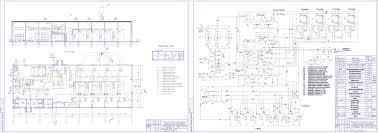 Учебные проекты котельных котельные агрегаты курсовые и  Курсовой проект Производственно отопительная котельная установка